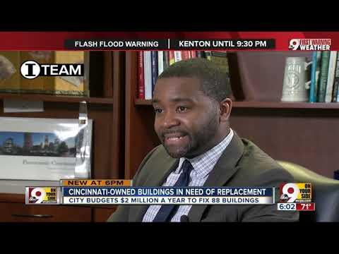 I-Team: Is Cincinnati a 'slumlord' to its old buildings?