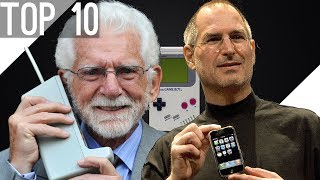 10 Most Influential Devices of All Time!
