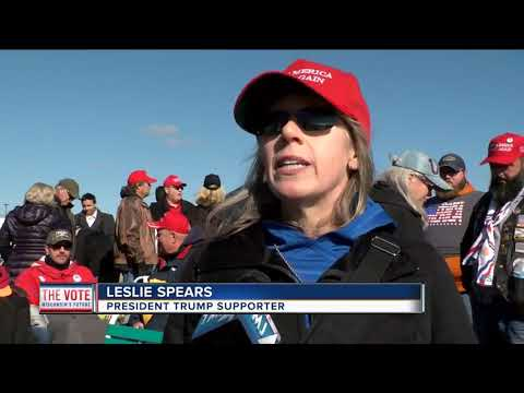 President Trump to hold campaign rally in Mosinee
