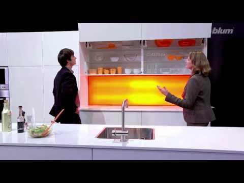 Dobrze zaprojektowane meble kuchenne   Planowanie pracy w kuchni