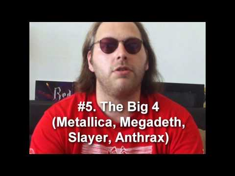 Top 10 Most Influential Heavy Metal Bands of All-Time