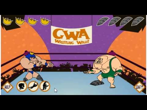 Let's Try Out: GWA Wrestling Riot