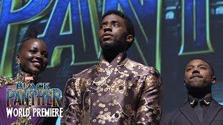 'Black Panther' World Premiere