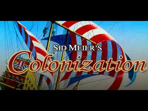 Sid Meier's Colonization 1994 |