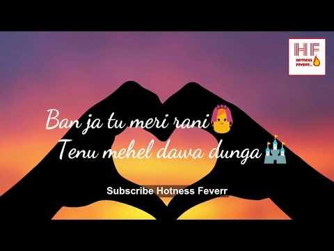 Banja Meri Rani 😍❤️ Most Romantic Song In 30 Sec Whatsapp Status Video I Tumhari Sulu Vs Padmavati
