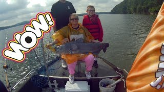 A Catfishing Trip To Remember!