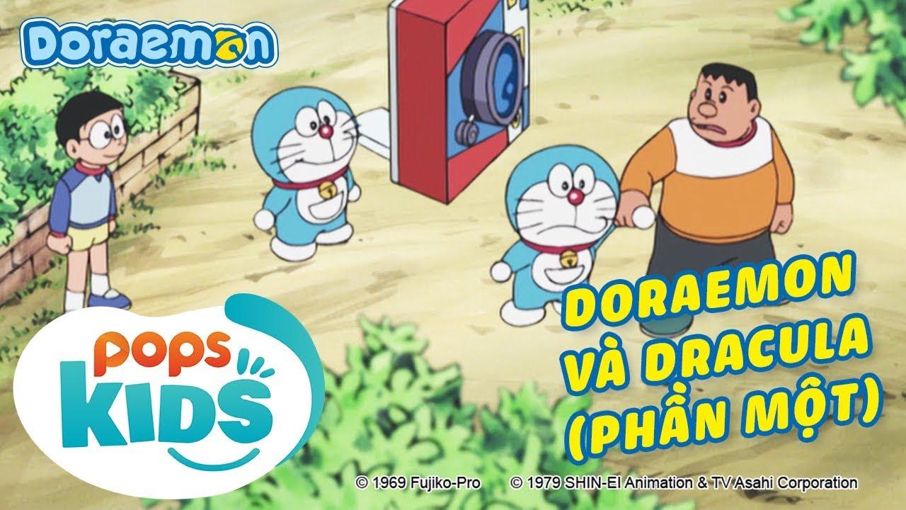 [S6] Doraemon Tập 290 - Doraemon Và Dracula (Phần Một) - Hoạt Hình Tiếng Việt