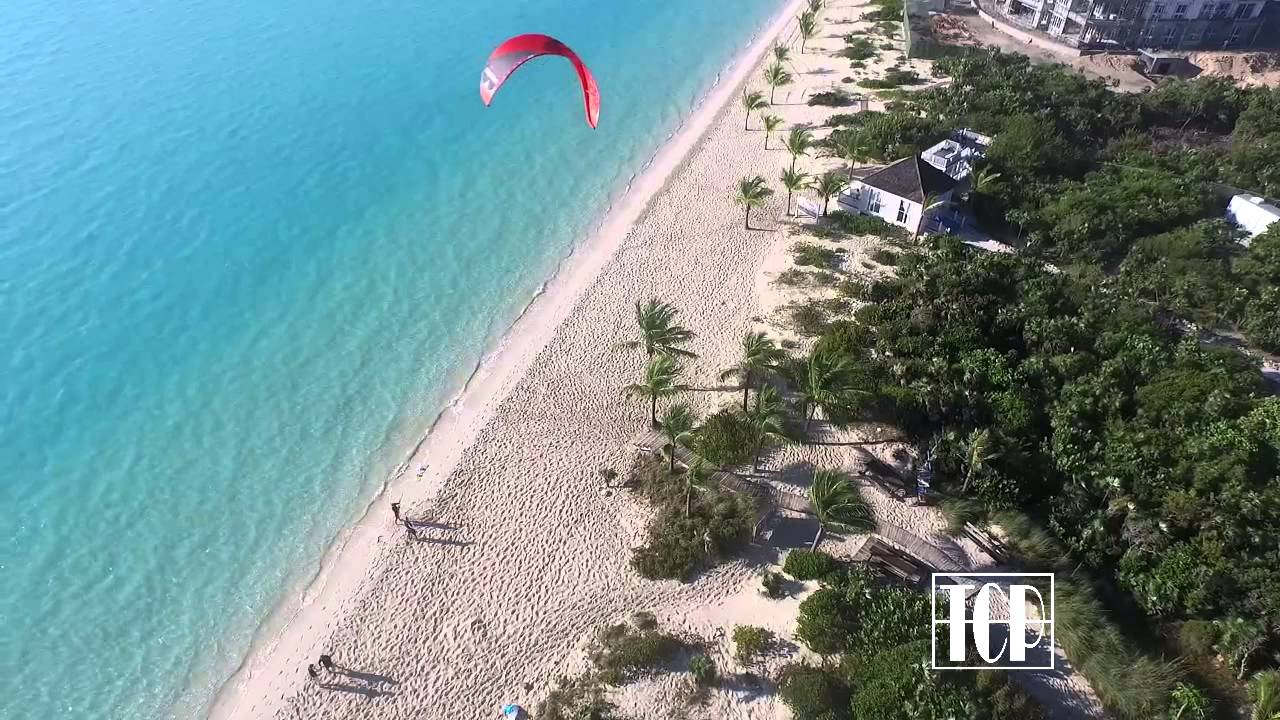 Turks And Caicos Real Estate For Long Bay Beach Sites