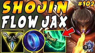Shojin Flow Jax with Spear + Manaflow Band = Infinite Abilities OPOP! | Iron IV to Diamond Ep #102