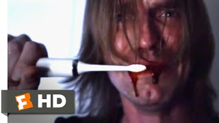 Strange Events (2017) - Death by Toothbrush Scene (7/8) | Movieclips