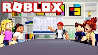 WE NEED TO HAVE A COMPANY MEETING!! - ROBLOX