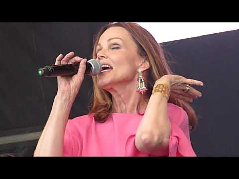 Belinda Carlisle - Heaven Is A Place On Earth - Audley End House, Essex - July 2019
