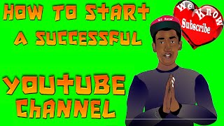 How to start a SUCCESSFUL Youtube Channel 2016 | Tamil | Animation | Money Earning