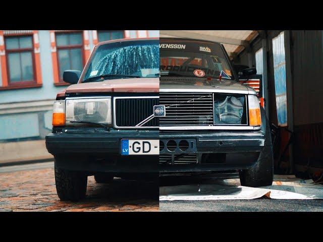 Luftfilter Volvo 740 760 940 960 Turbo /& Diesel