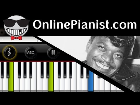 When a Man Loves a Woman - Piano Tutorial Easy How to play - Percy Sledge
