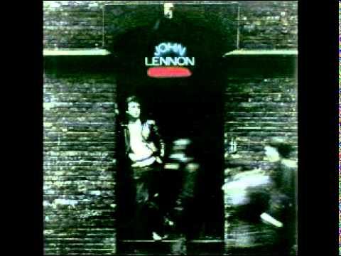 John Lennon - Stand by Me - Rock 'n' Roll - 1975