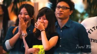 浪漫爆表台中大魯閣新時代百貨公司跳舞求婚 Surprise Flash mob at Taichung tarokomall thumbnail