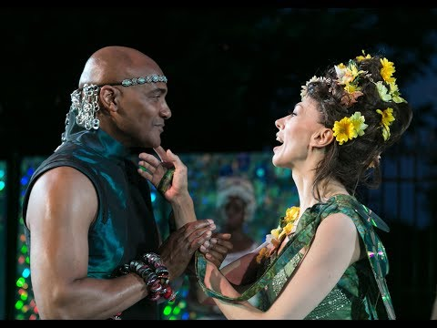 Recycling Magic at the Shakespeare Theatre of NJ