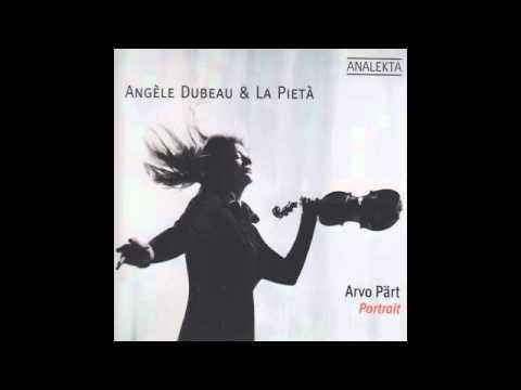 Summa - Angèle Dubeau & La Pieta : Pärt-Portrait