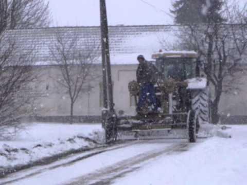 Hóhúzás 2011.02.25