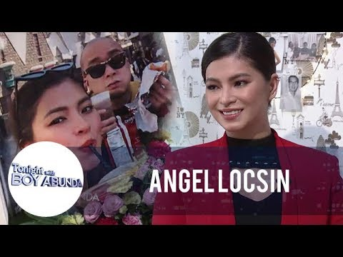 TWBA: Are Angel Locsin and Neil Arce getting married?