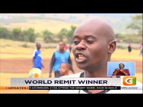 Kenya's Hamisi set to travel to Arsenal for training