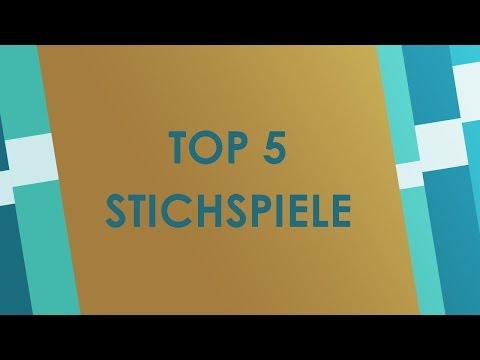Top 5 Stichspiele - Trick-taking
