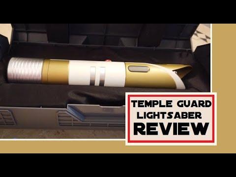 Star Wars Galaxy/'s Edge Jedi Temple Guard Legacy Lightsaber Disney Parks