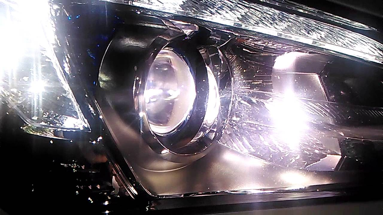 Buick Lacrosse Headlights