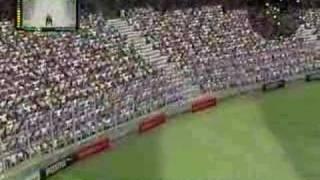 Cricket 07 - Gameplay Video Batting