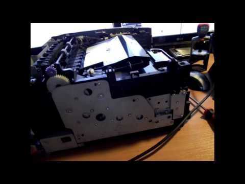 Samsung ml2851nd printer