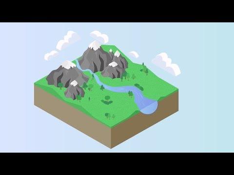 Vidéo explicative : d'où vient l'eau potable du Grand Lyon ?