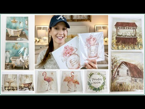 DOLLAR TREE HAUL | MUST SEE NEW FINDS & FARMHOUSE DECOR!