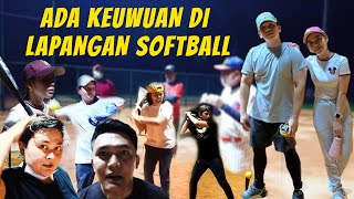 BEHIND THE MOP | CREW MOP DIAJAK MAIN SOFTBALL BARENG UNCLE JORDI DAN FRISLLY