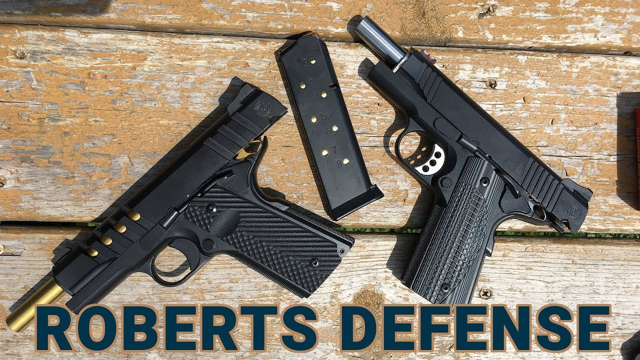 6 Awesome 1911 Pistol Makers That You Haven't Heard Of