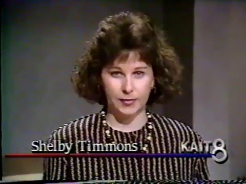 KAIT 10pm News, March 1989