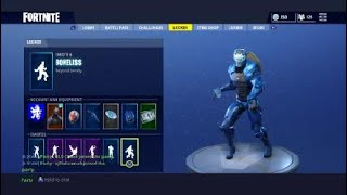 Fortnite New glitch Use any dance with make it rain emote