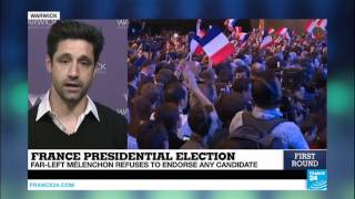 France   The anti EU sentiment can cristallize and push Le Pen to the Elysee Palace