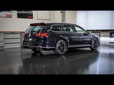 ABT Sportsline New VW Passat Biturbo Diesel
