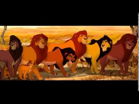 lion king tribute