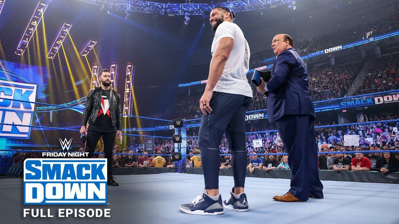 WWE SmackDown Full Episode, 23 July 2021
