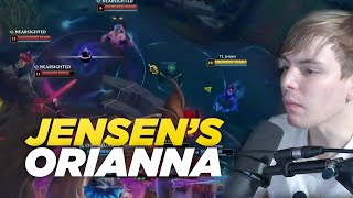 LS | TL vs IMT Analysis | This is How Jensen Plays Orianna