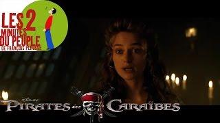 Les 2 minutes du peuple Pirates des Caraibes - la Partie de Monopoly
