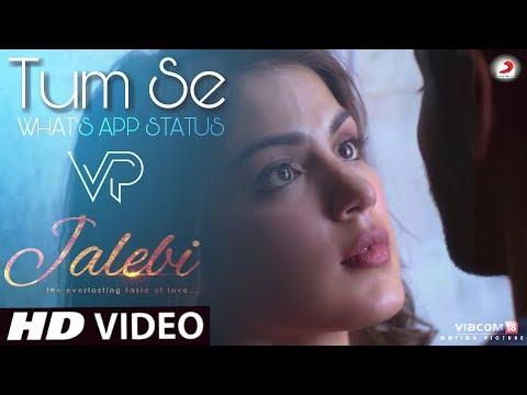 Tum Se - Jubin Nautiyal | What's App Status | Jalebi | Varun Mitra & Rhea Chakraborty