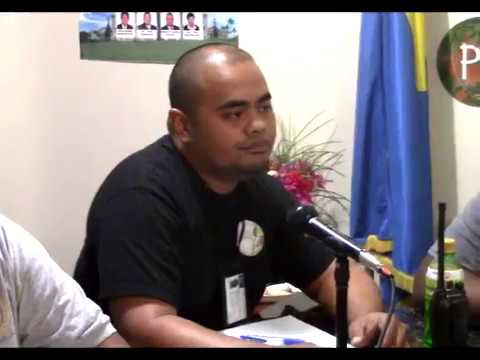 Koror State Sanitation Talk Show (6/16/17)