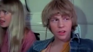 The Young Graduates scene with Dennis Christopher 1971