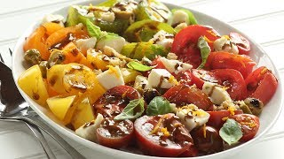How to Make: Sicilian Tomato Salad