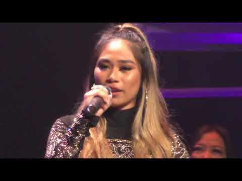 Jessica Sanchez Nobody's Suppose To Be Here 2018