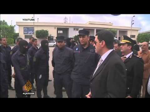 Four dead in Egypt anti-government protest