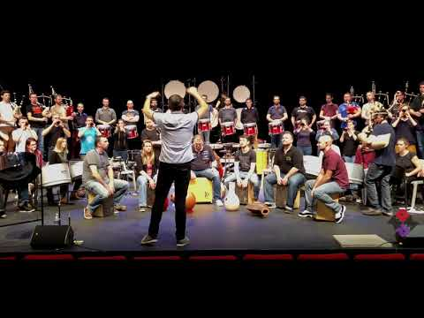Bagad Cap Caval Brest Championships 2019 Full Suite